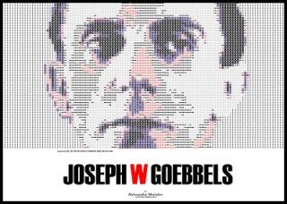"""""""Si no puedes negar las malas noticias, crea otras que les distraigan ."""" Joseph Goebbels"""
